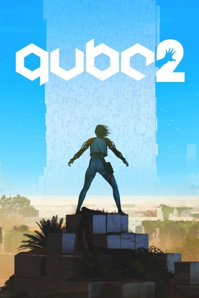 OMUK - Boxart: Q.U.B.E. 2