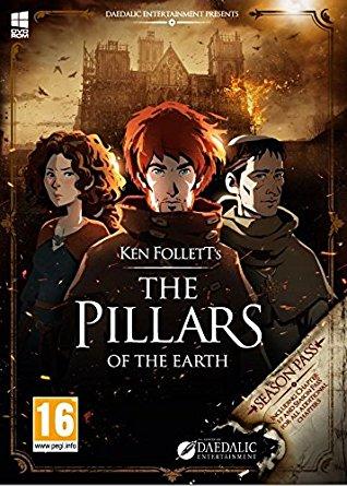 OMUK - Boxart: Ken Follett's The Pillars of the Earth