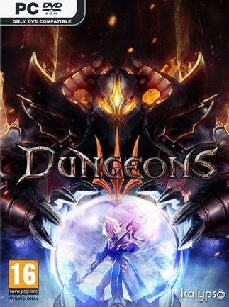 OMUK - Boxart: Dungeons 3
