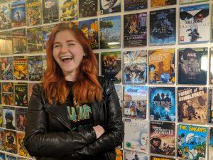 OMUK Team Member: Megan Rice