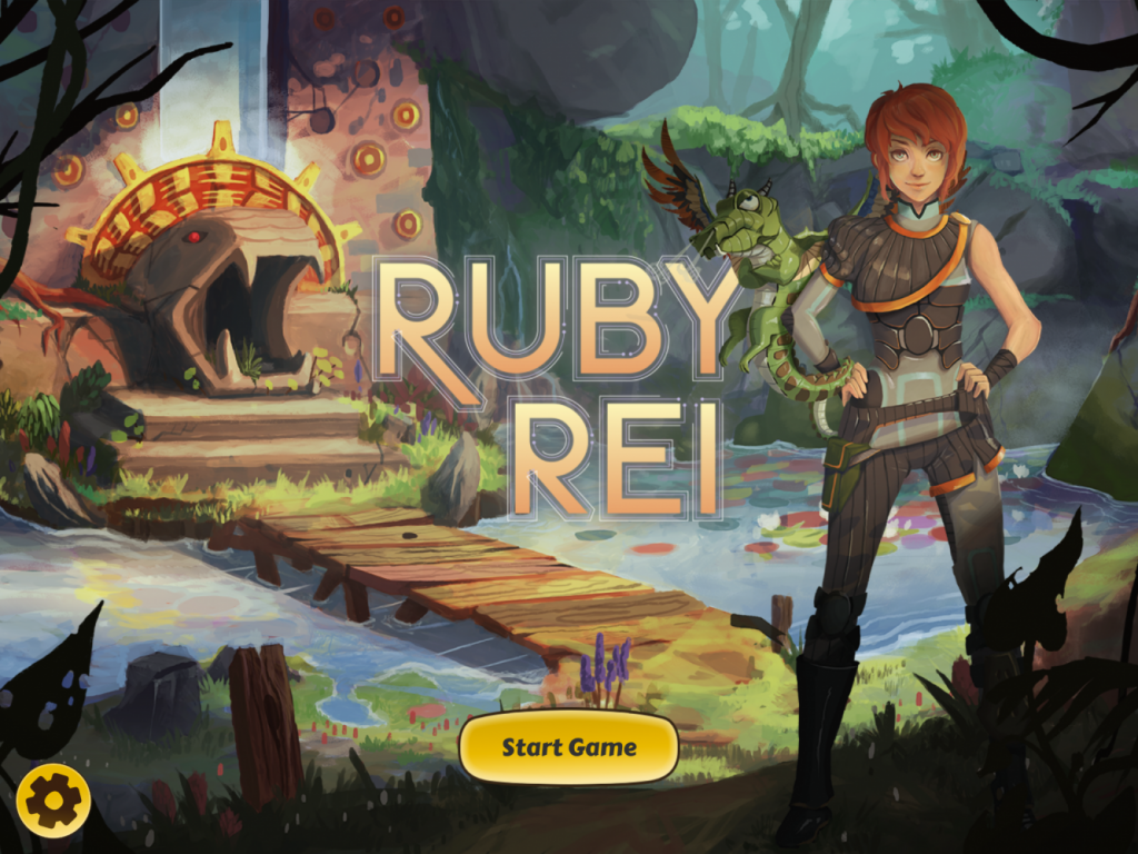 OMUK - Boxart: Ruby Rei