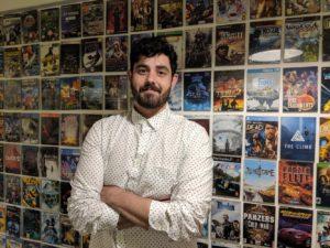 OMUK Team Member: Claudio Saez