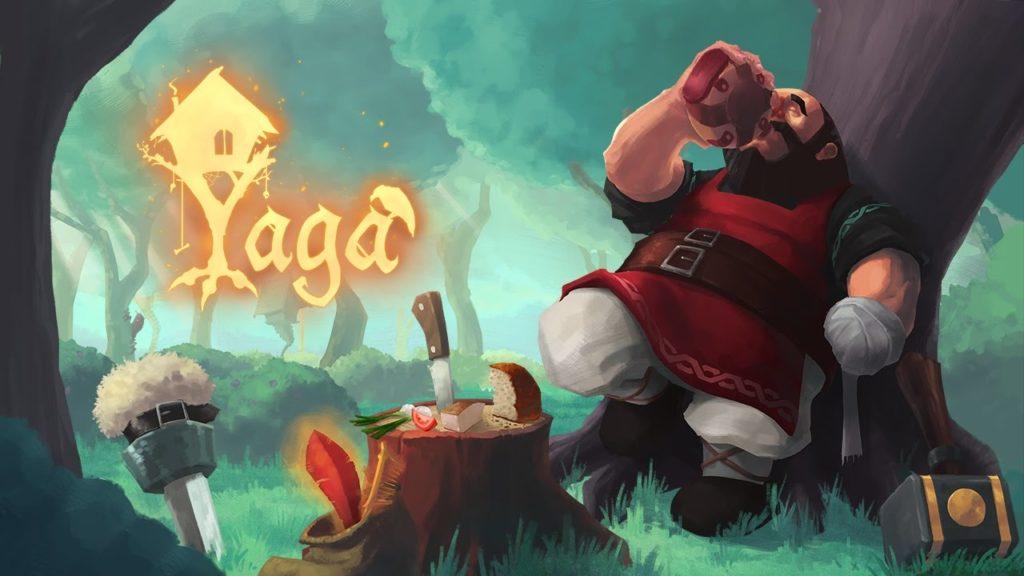 OMUK - Boxart: Yaga