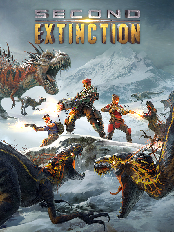 OMUK - Boxart: Second Extinction