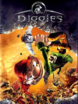OMUK - Boxart: Diggles – The Myth of Fenris