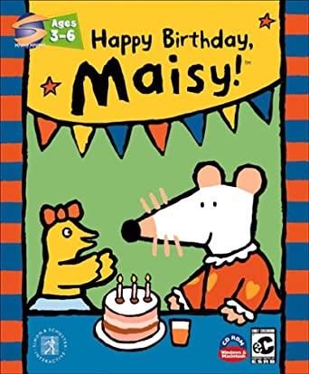 OMUK - Boxart: Happy Birthday Maisy