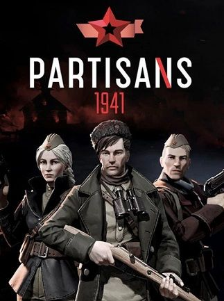 OMUK - Boxart: Partisans 1941