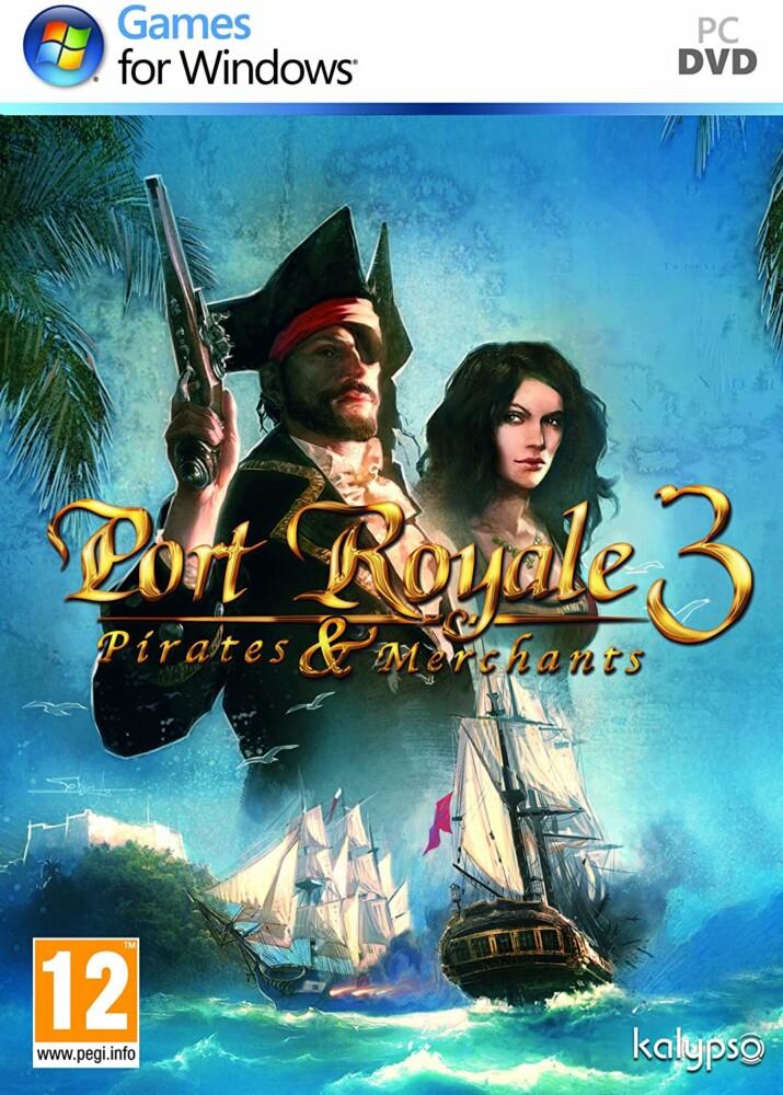 OMUK - Boxart: Port Royal 3