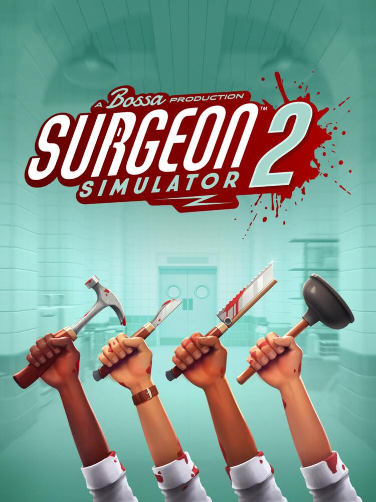 OMUK - Boxart: surgeon simulator 2