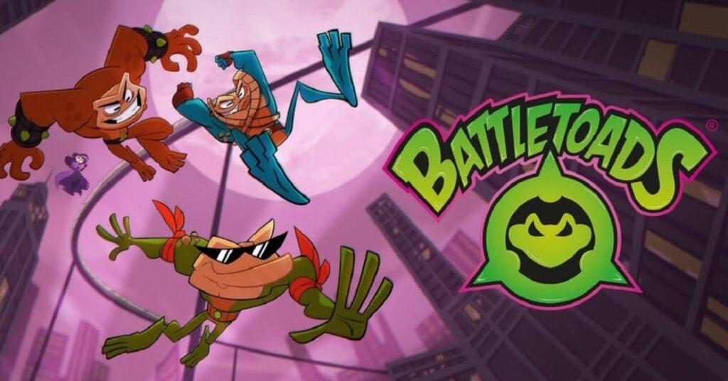 OMUK - Boxart: Battletoads